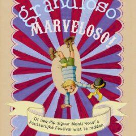 prentenboek circus Grandioso marveloso!