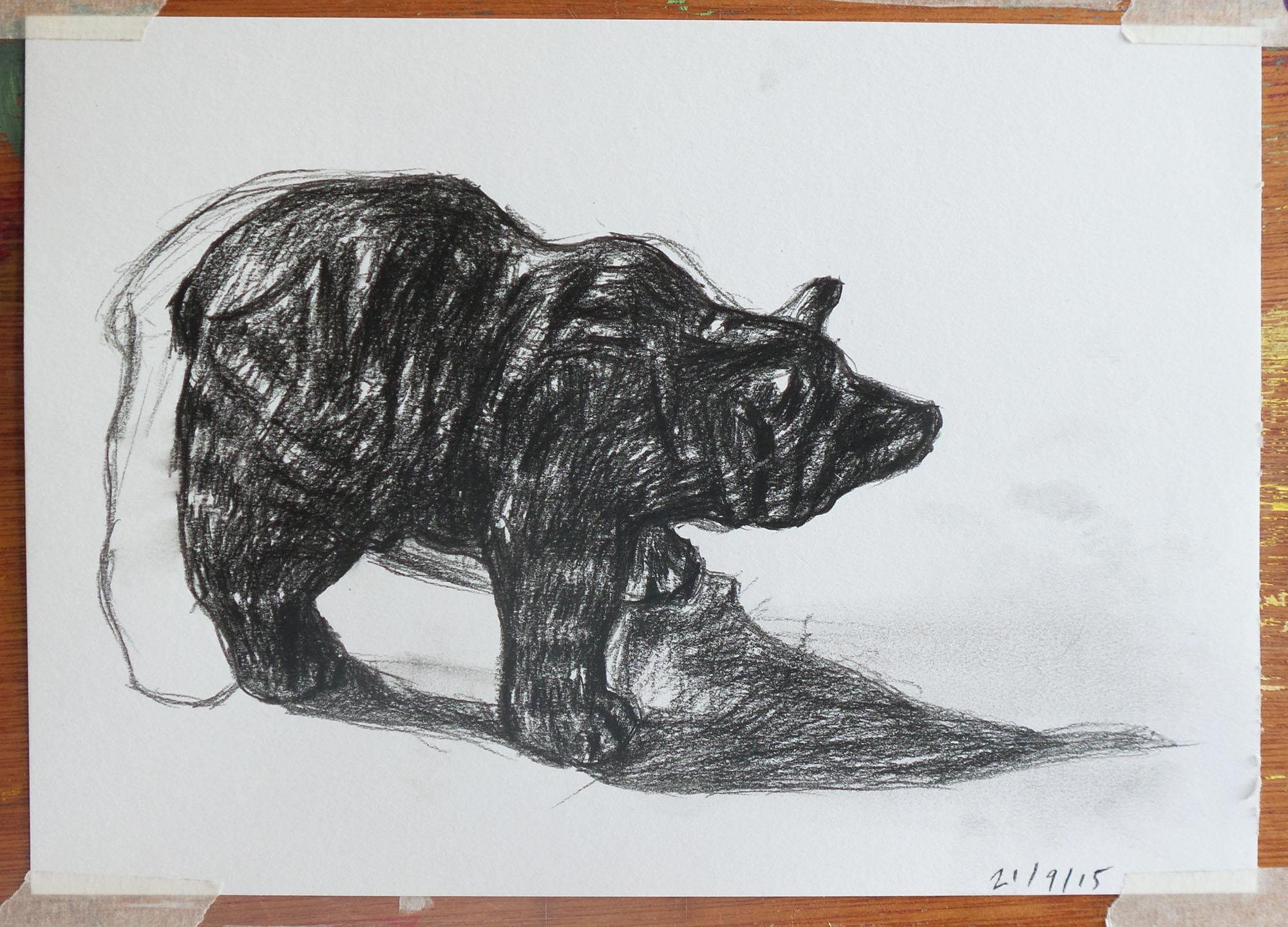 stenen beer