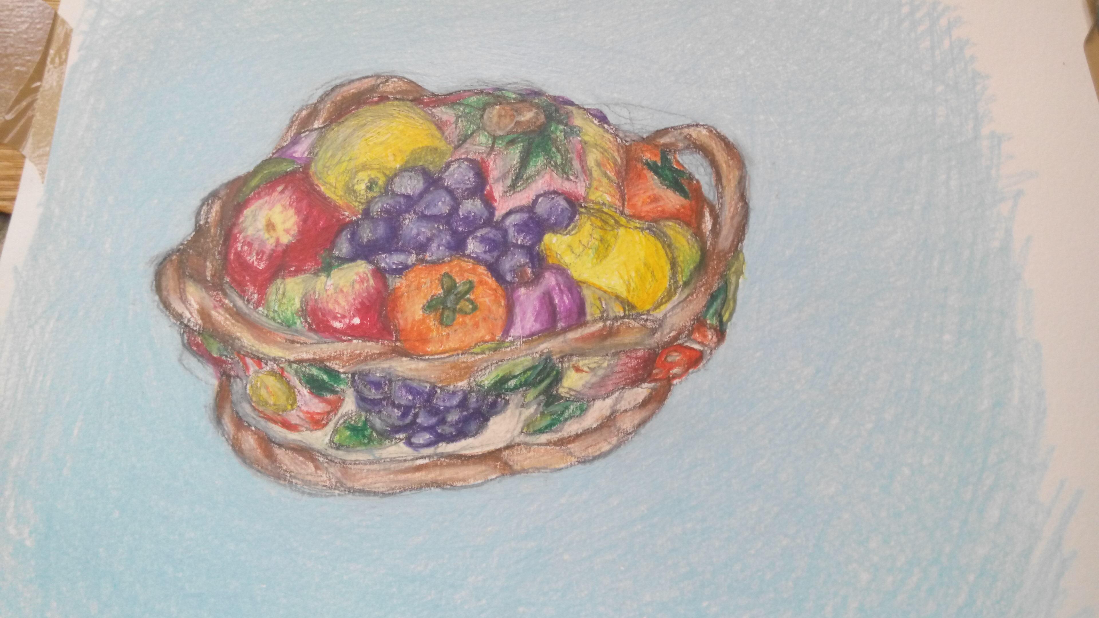 fruitbasket pottery