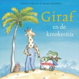 prentenboek krokodil giraf en de krookeritus, prentenboek krokodill over ziek zijn