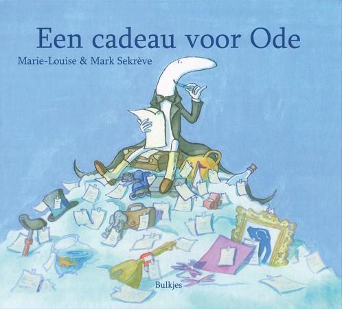 prentenboek poezie cadeau voor Ode