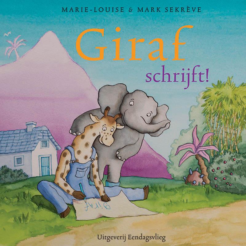 web voorkant Giraf schrijft!