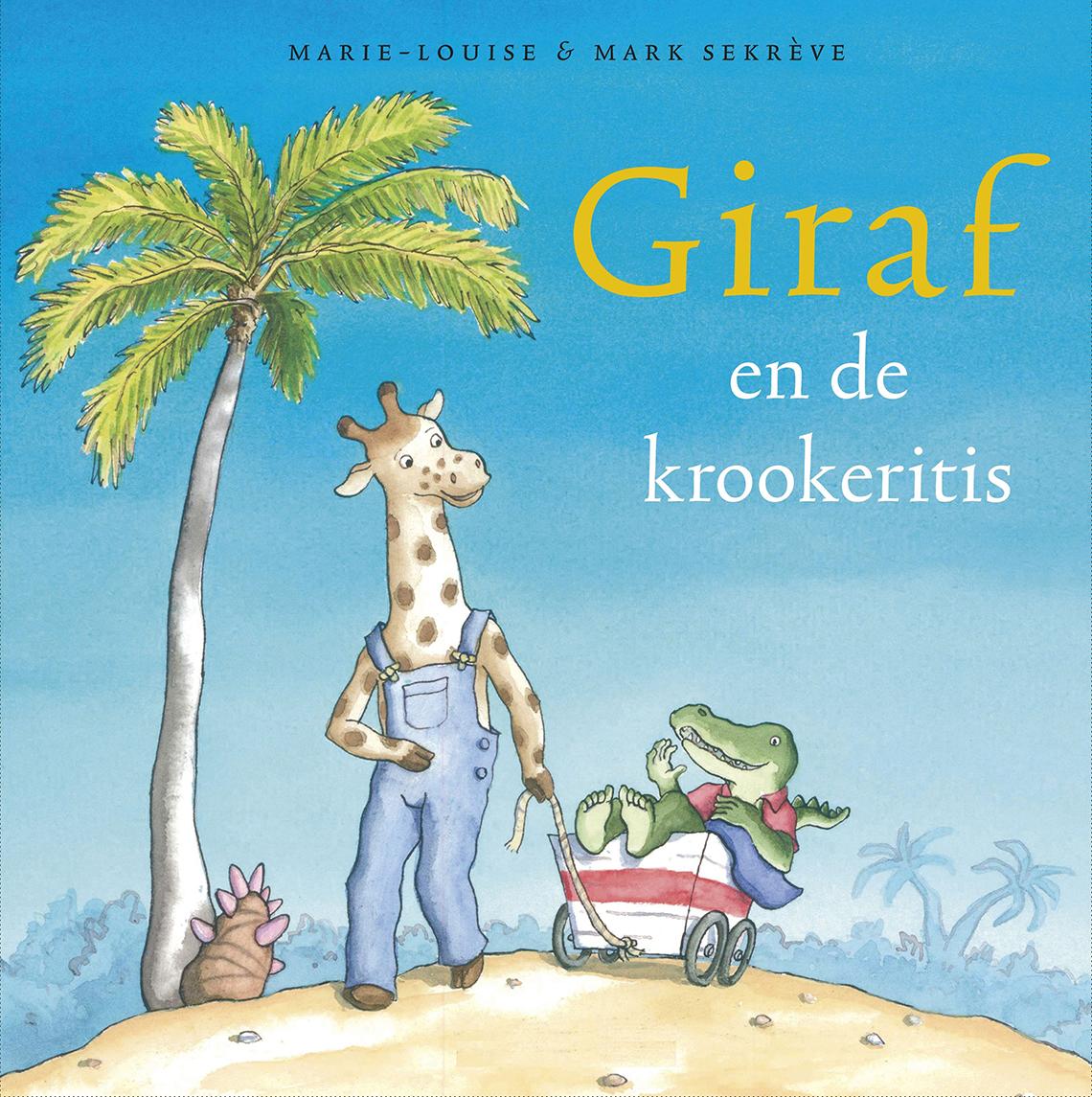 giraf en de krookeritus