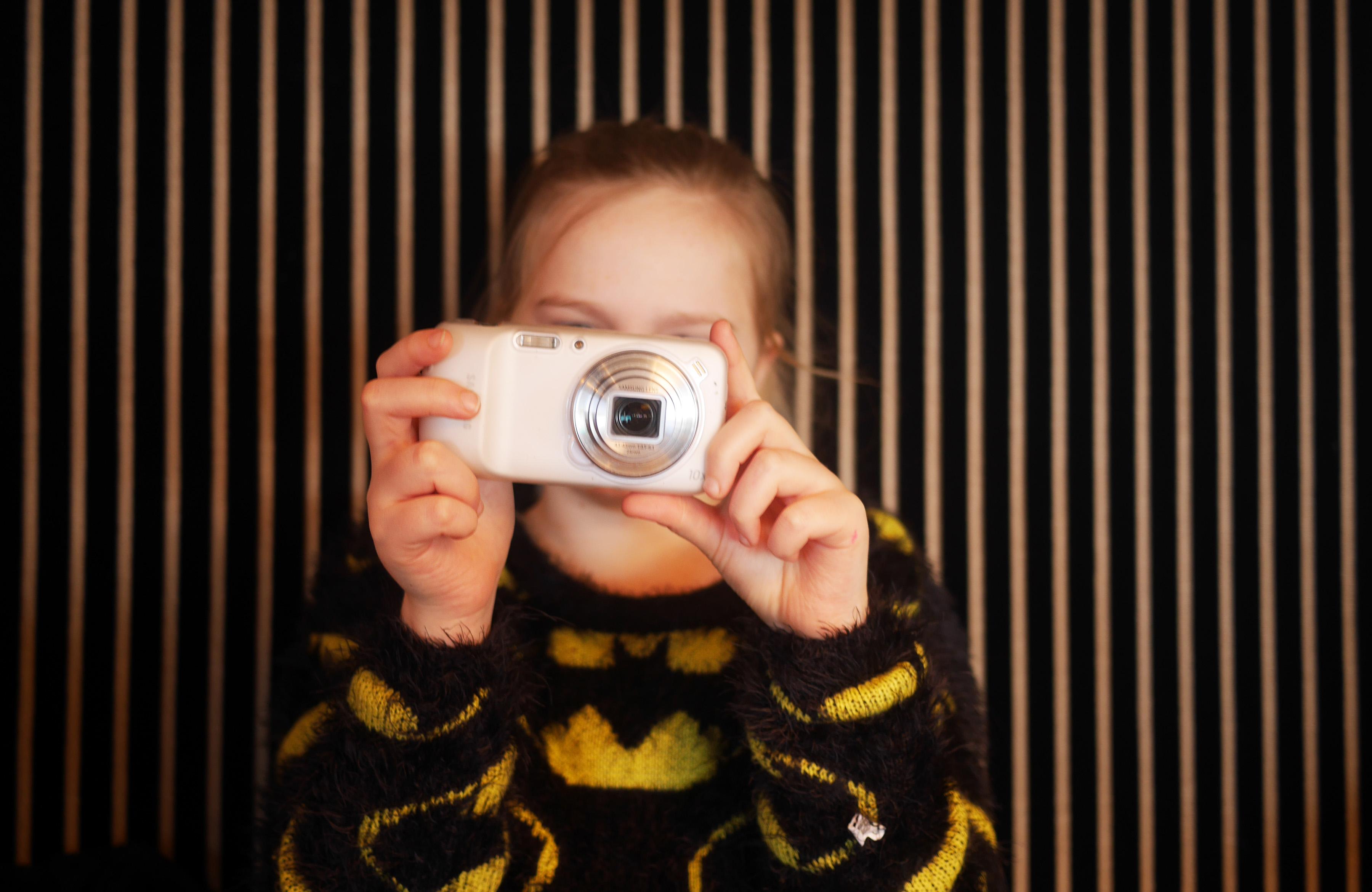 max met camera
