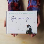 tijd voor jou, de serie prentenboek van pinguin