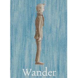 Wander prentenboek over je eigen pad vinden